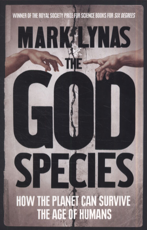 Jacket image for the title 'The God species'