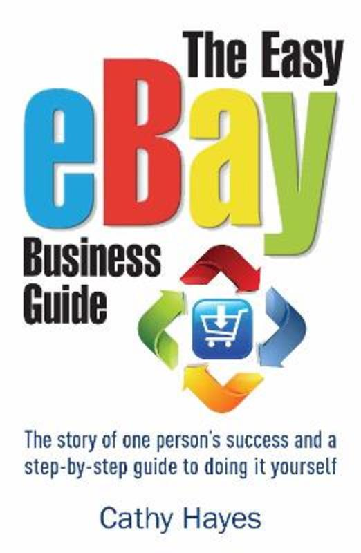 Jacket image for the title 'The easy eBay business guide