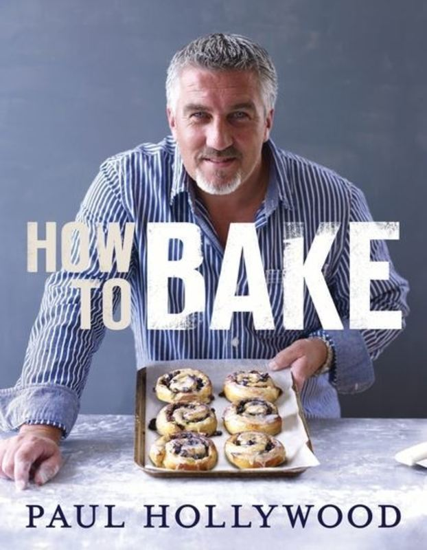 Jacket image for the title 'How to bake'