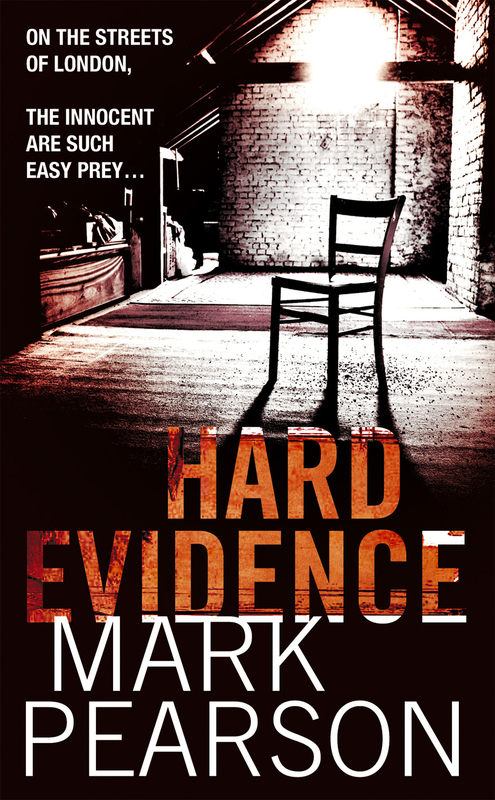 Jacket image for the title 'Hard evidence