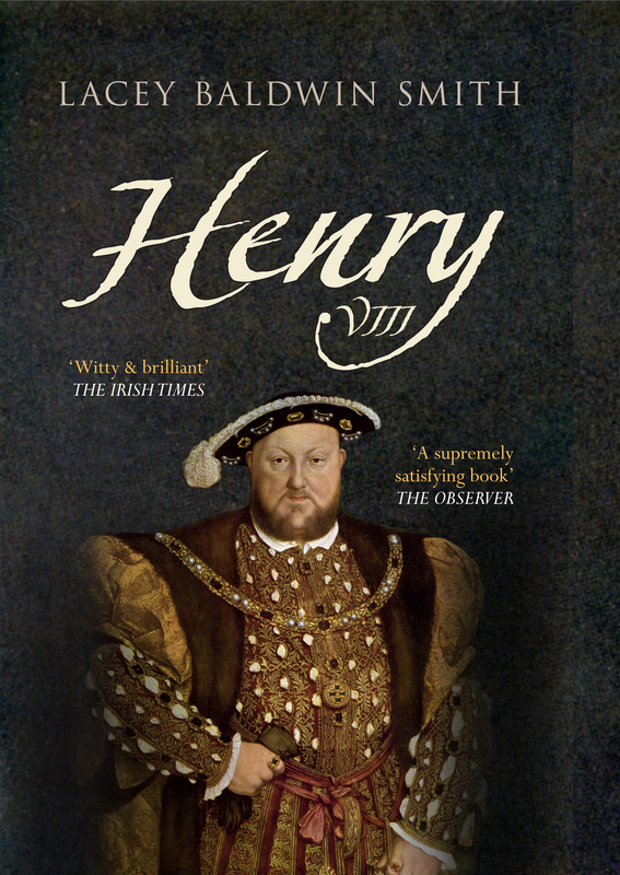 Jacket image for the title 'Henry VIII