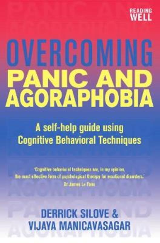 Jacket image for the title 'Overcoming panic and agoraphobia