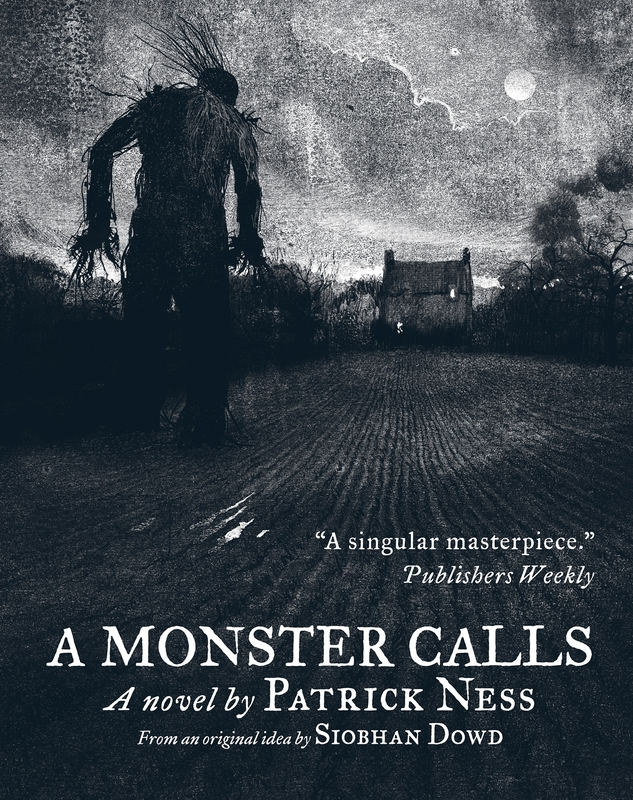 Jacket image for the title 'A monster calls'