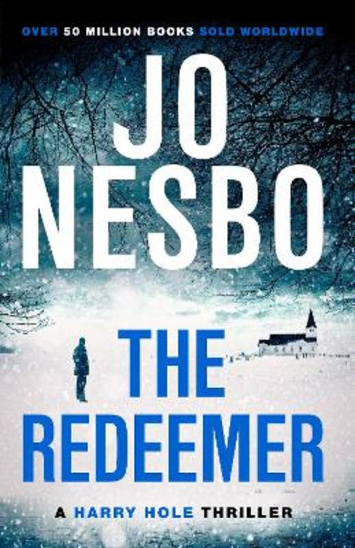 Jacket image for the title 'The redeemer'