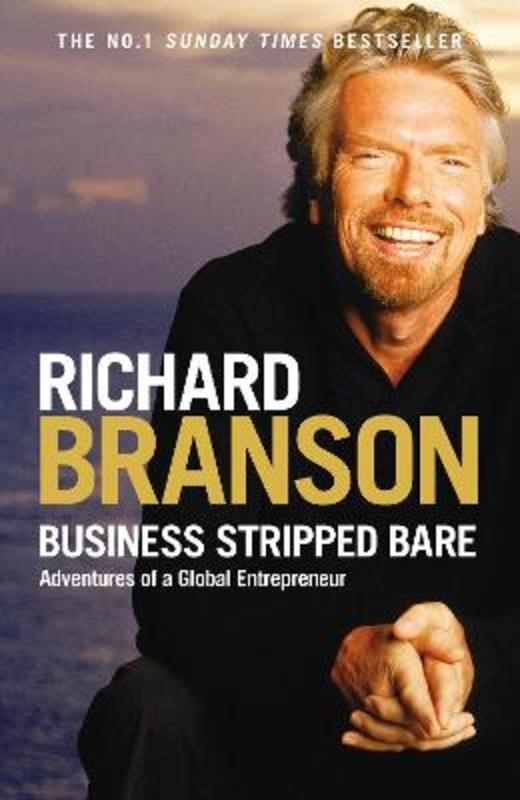 Jacket image for the title 'Business stripped bare'
