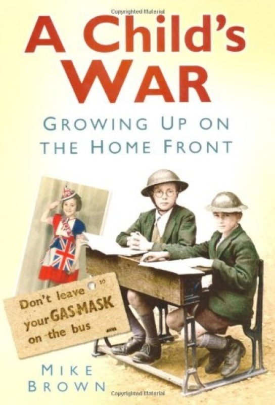 Jacket image for the title 'A child's war