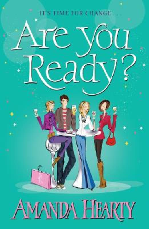Jacket image for the title 'Are you ready?