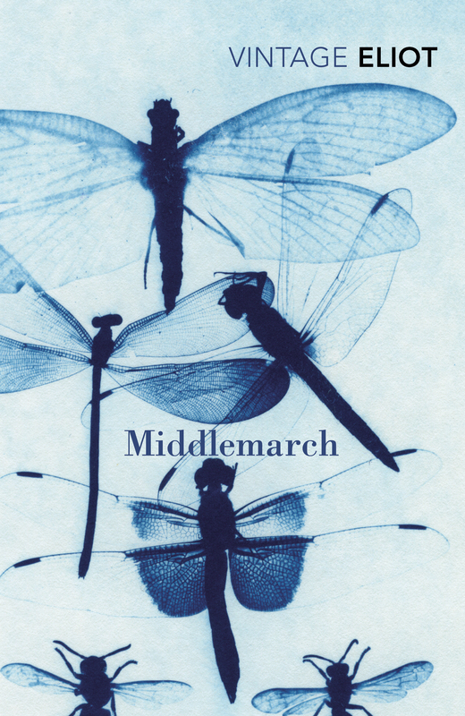 Jacket image for the title 'Middlemarch