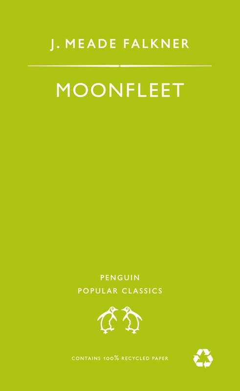 Jacket image for the title 'Moonfleet