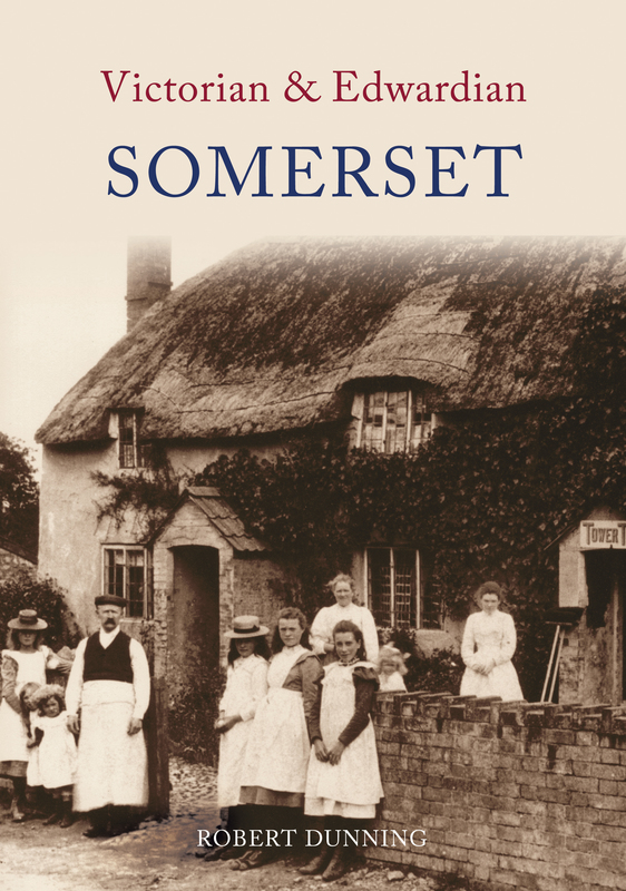 Jacket image for the title 'Victorian and Edwardian Somerset
