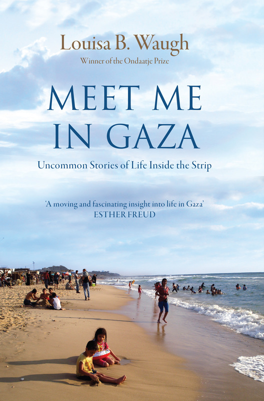 Jacket image for the title 'Meet me in Gaza