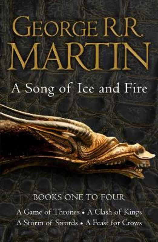 Jacket image for the title 'A song of ice and fire'