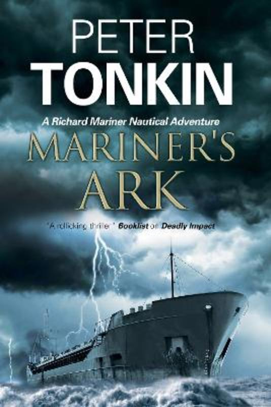 Jacket image for the title 'Mariner's ark'