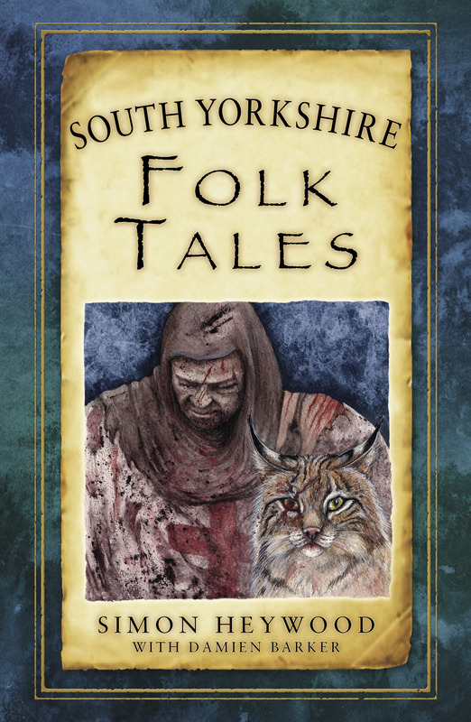 Jacket image for the title 'South Yorkshire folk tales'