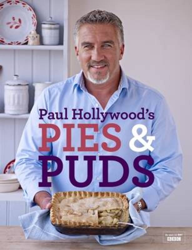 Jacket image for the title 'Paul Hollywood's pies & puds'