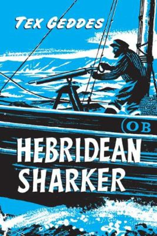 Jacket image for the title 'Hebridean sharker