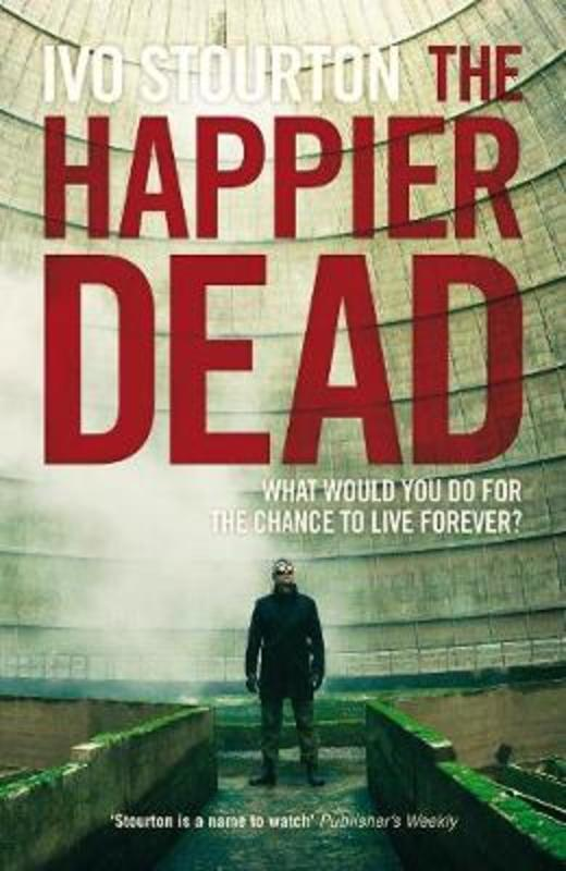 Jacket image for the title 'Happier Dead