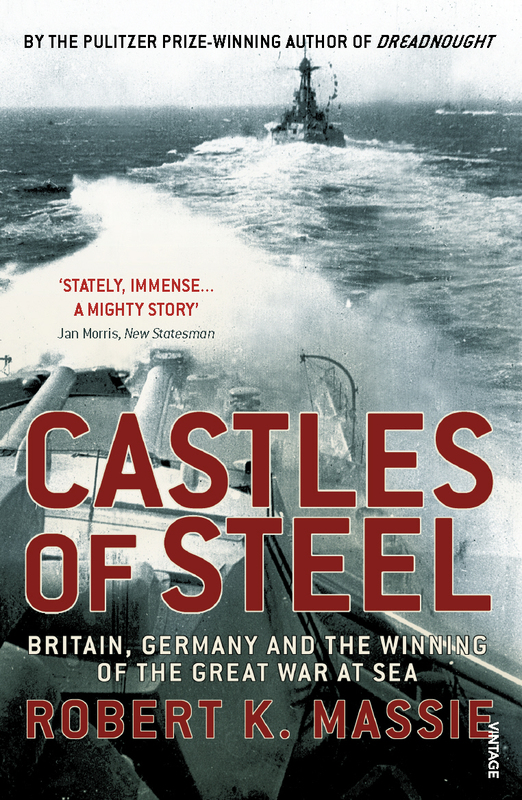 Jacket image for the title 'Castles of steel