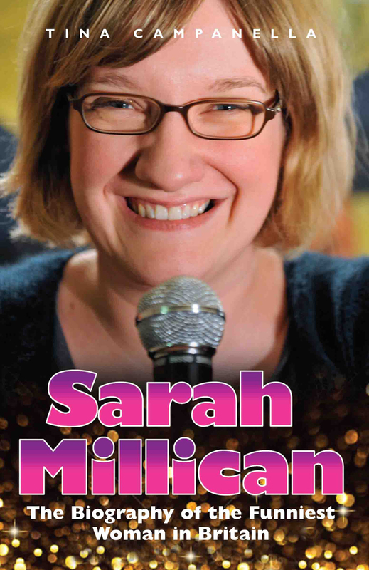 Jacket image for the title 'Sarah Millican