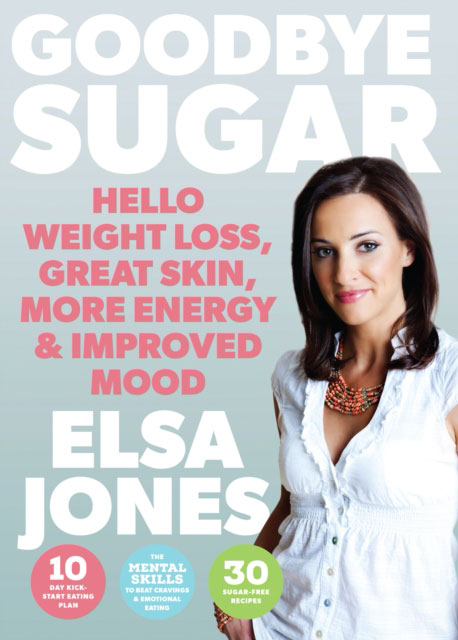 Jacket image for the title 'Goodbye sugar'