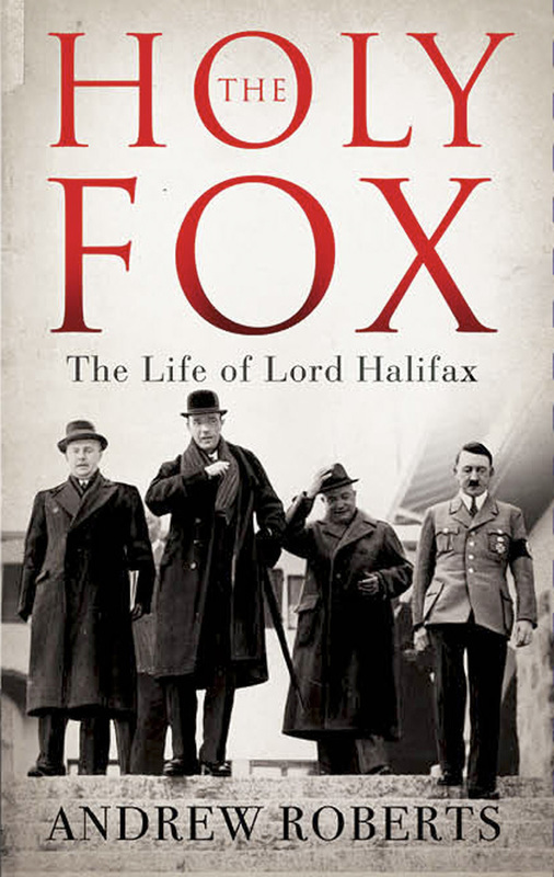 Jacket image for the title 'Holy fox