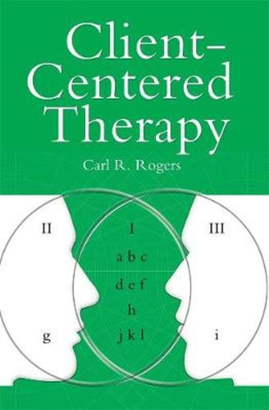 Jacket image for the title 'Client-centered therapy'