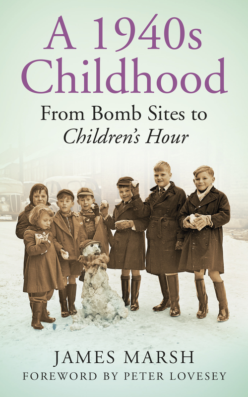 Jacket image for the title 'A 1940s childhood'