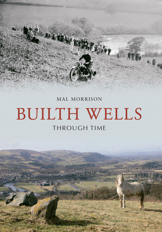 Jacket image for the title 'Builth Wells Through Time