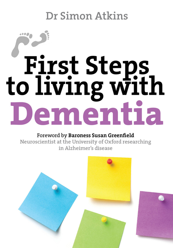 Jacket image for the title 'First steps to living with dementia'