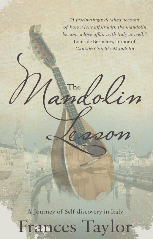 Jacket image for the title 'The mandolin lesson