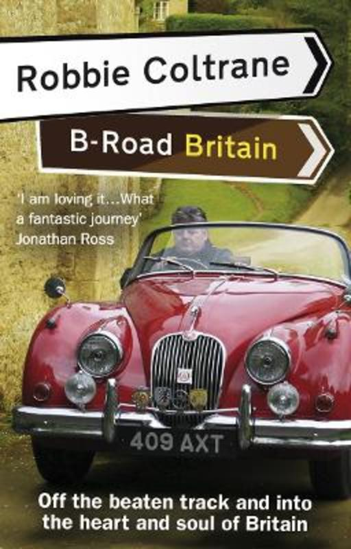 Jacket image for the title 'B-road Britain