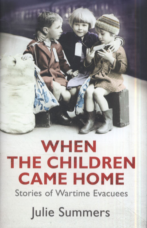 Jacket image for the title 'When the children came home'