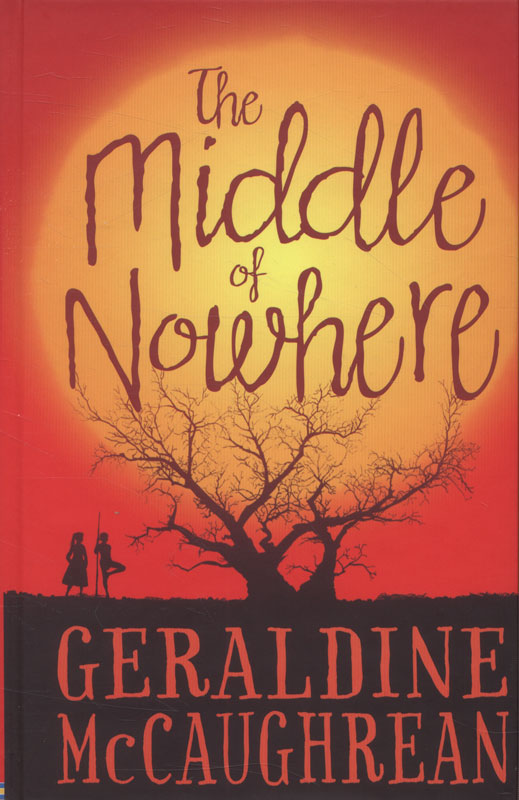 Jacket image for the title 'The middle of nowhere'