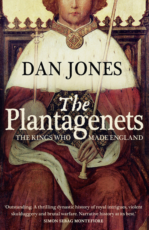 Jacket image for the title 'The Plantagenets'
