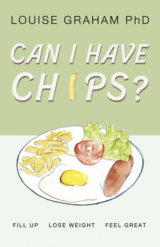 Jacket image for the title 'Can I have chips?