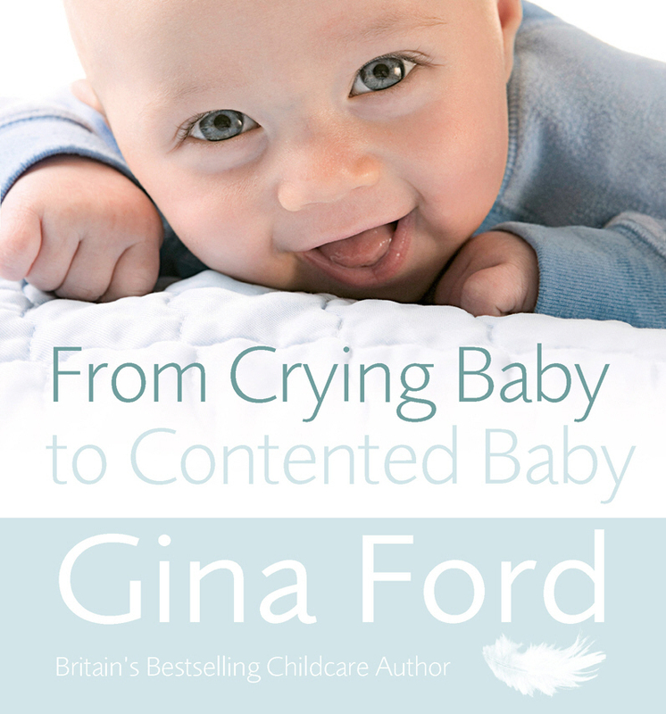Jacket image for the title 'From crying baby to contented baby