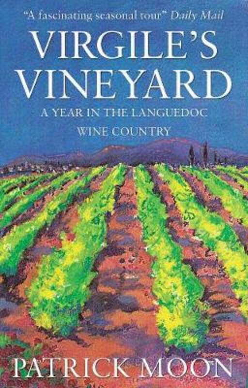 Jacket image for the title 'Virgile's vineyard