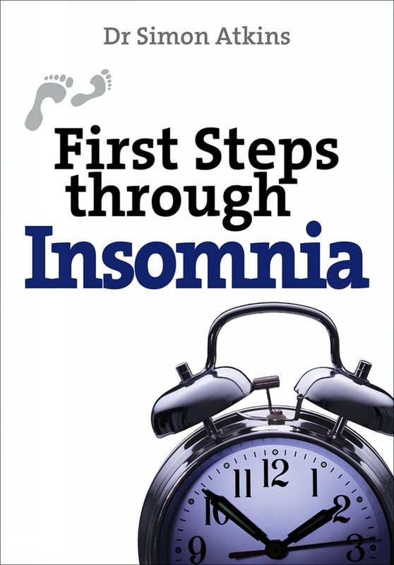 Jacket image for the title 'First steps through insomnia