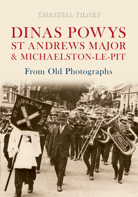 Jacket image for the title 'Dinas Powys St Andrews Major & Michaelston-Le-Pit