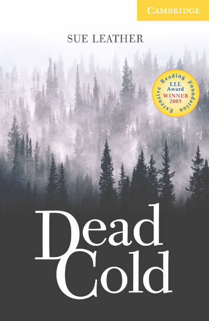 Jacket image for the title 'Dead cold