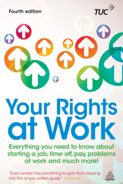 Jacket image for the title 'Your rights at work