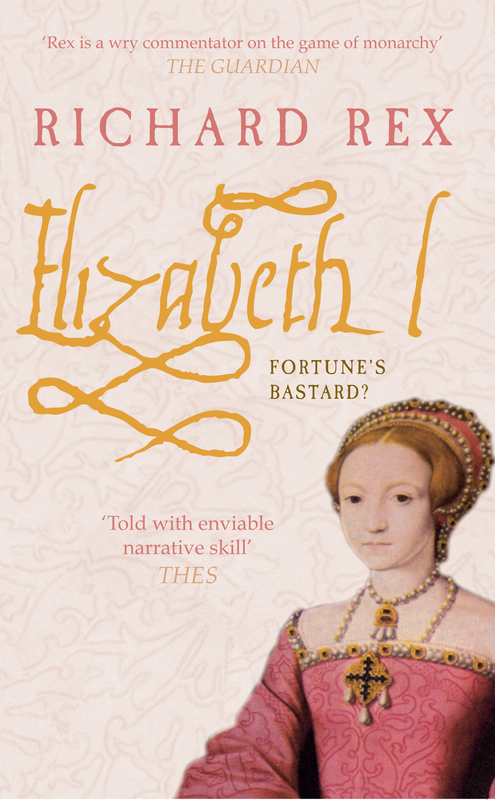 Jacket image for the title 'Elizabeth I