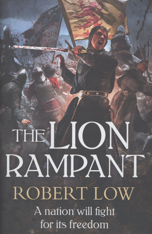 Jacket image for the title 'The lion rampant
