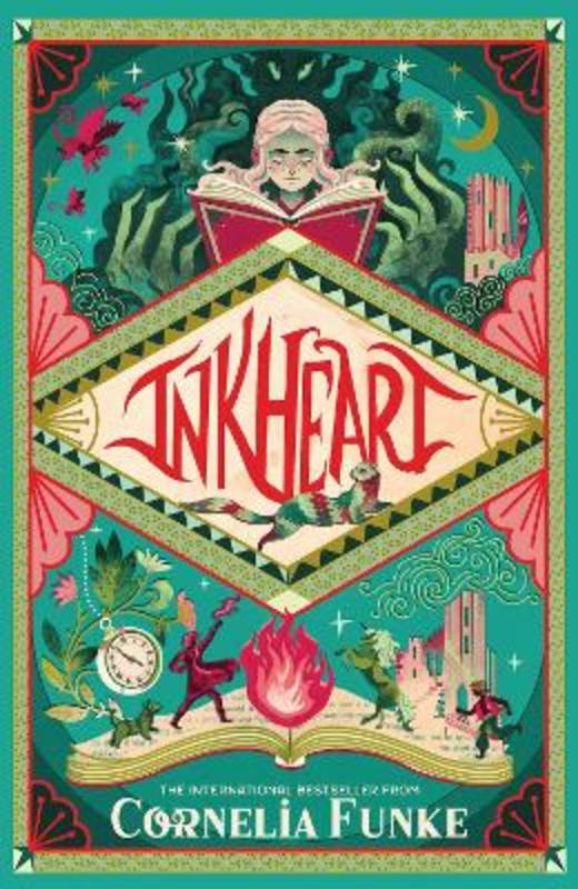 Jacket image for the title 'Inkheart