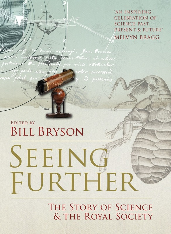 Jacket image for the title 'Seeing further'