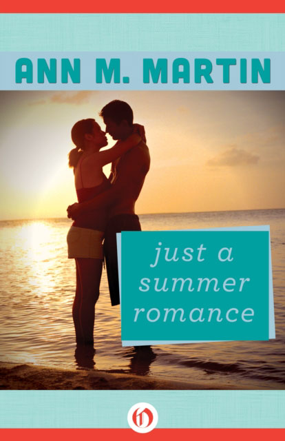 Jacket image for the title 'Just a Summer Romance