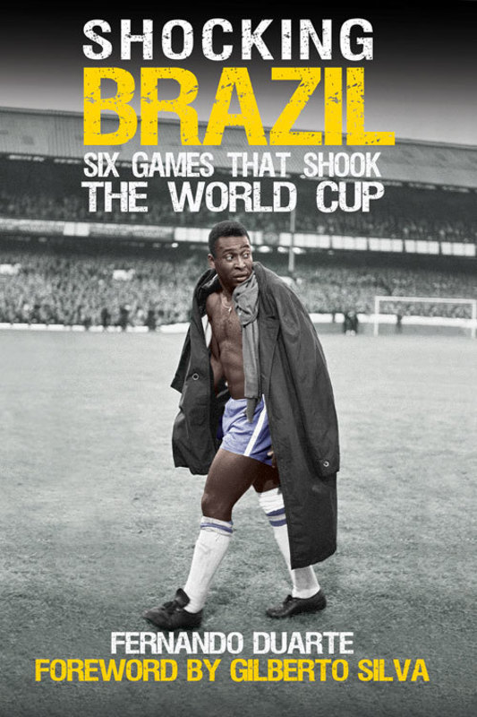 Jacket image for the title 'Shocking Brazil