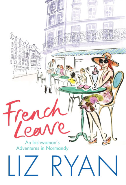 Jacket image for the title 'French leave'