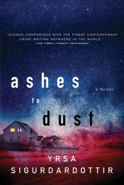 Jacket image for the title 'Ashes to Dust'
