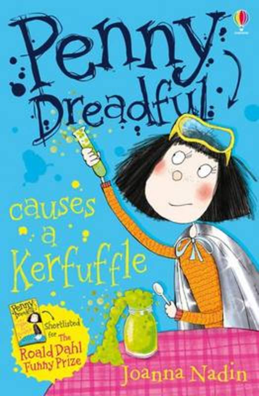 Jacket image for the title 'Penny Dreadful causes a kerfuffle'